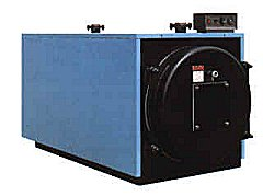 Electric Hot Water Boiler From Bradlee Boilers Ltd.