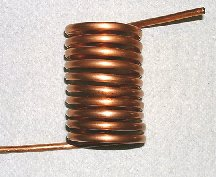 Valved Cooling Coil